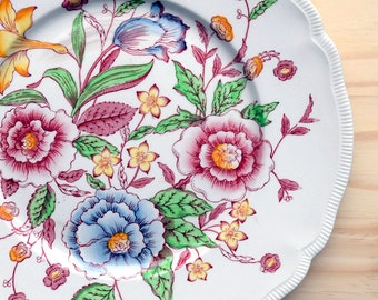 VIntage Johnson Bros, Brothers English Bouquet plate