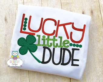 Boy Shamrock St Patricks Day Shirt or Bodysuit, St Patricks Day Shirt, St Patty's Day Shirt, Boy St Patricks Day, Boy Shamrock Shirt