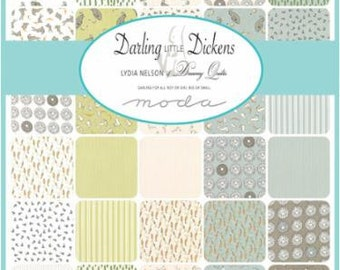 Darling Little Dickens - Layer Cake