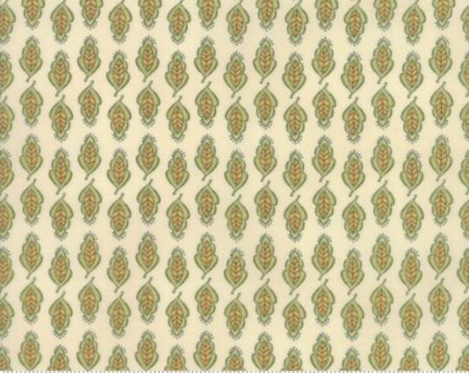 Garden Notes - Full Leaf Multi 609716 - 1/2yd