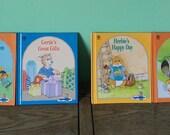Four 1990 Alphapet's books