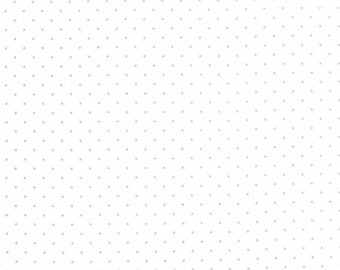 1/2 Yard - Modern Background Paper - Silver White - Zen Chic - Brigitte Heitland - Moda - Fabric Yardage - 1588 13