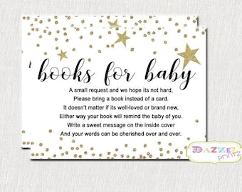 book instead of card etsy