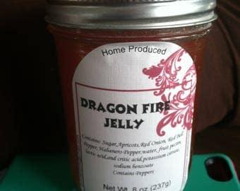 Dragon Fire Jelly