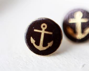 12 mm studs, anchor, maritim
