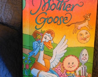 Mother Goose by Robin Marriott