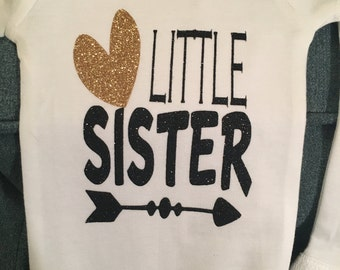 Little Sister Body Suit- Baby