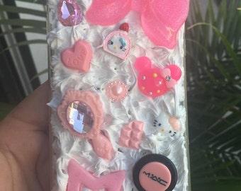 Pink Kawaii iPhone 6 Plus Case
