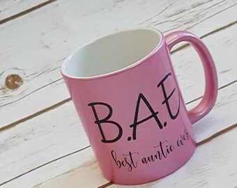Best aunt ever mug Best auntie ever Gift for aunts Funny auntie mug Gifts for aunties Aunt mug Aunt coffee mug  New aunt mug New aunt gift