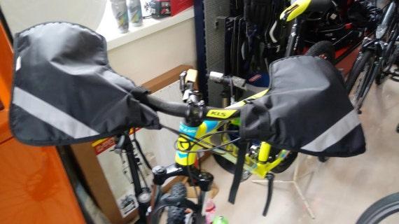 Bar Mitts /Handlebar Mitten/Mountain Bike pogies,bicycle handlebar muffs- bicycle handlebar gloves- bicycle handlebar protectors