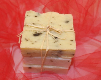 Relaxing Handmade Soap Collection/Relaxing Soap Trio/Handmade Soap/Natural Handmade Soap/Three Handmade Soaps/Artisan Soaps/Refreshing Soaps