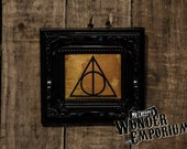 Harry Potter inspired embroidery frame