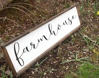 Farmhouse, farmhouse sign farmhouse style, rustic decor