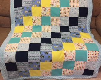 Custom Quilts, Blankets, crib blanket, baby blankets