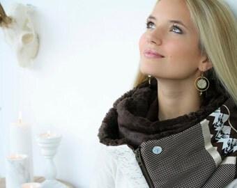 DISCOUNT 10% scarf ZIP Youpla: CELESTE ZIP11
