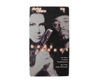 Body Count VHS