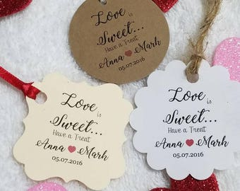 Favor tags | Etsy