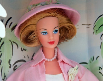 FREE SHIPPING, Limited Edition Spiegel Summer Sophisticate Barbie