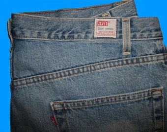 Levis 559 Relaxed Straight 36 W x 30 L