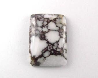 Natural Wild Horse or Crazy Horse Cabochon - 1060