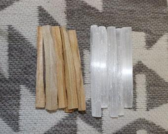 Bundle of 5 Palo santos sticks
