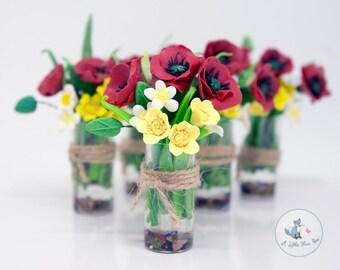Mini Wildflower Vase