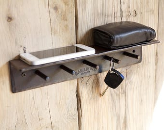 Industrial key rack