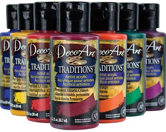 Acrylic Artists Paint 1 oz. All Purpose Acrylic Paint 1 oz. Bottle. Acrylic Craft Paint 1 oz. Bottle.