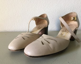 Vintage Shoes - Salvatore Ferragamo