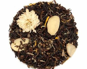 Serenity | Organic Black Tea | Loose Leaf Tea | Vanilla And Almond | Fandom Tea