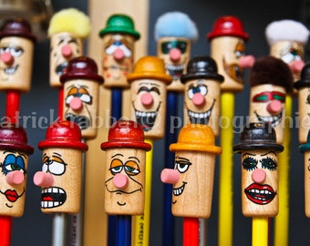 Funny Pencils Photo Fine Art photography Fun Children Humorous Crayons print Back to School Teachers Students Gift Funny Photo