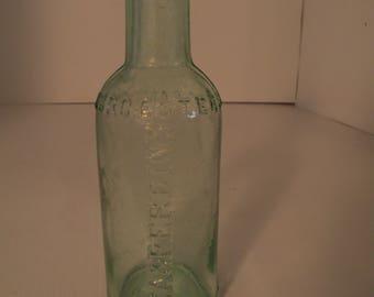 1900's Lea & Perrins Worcestershire Sauce Bottle