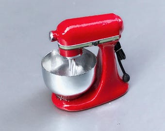 Miniature Blender Machine,Miniature Mixer Machine,Dollhouse Blender,Dollhouse Mixer Machine,Dollhouse kitchen