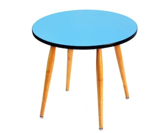 Blue Coffee Table 1950s