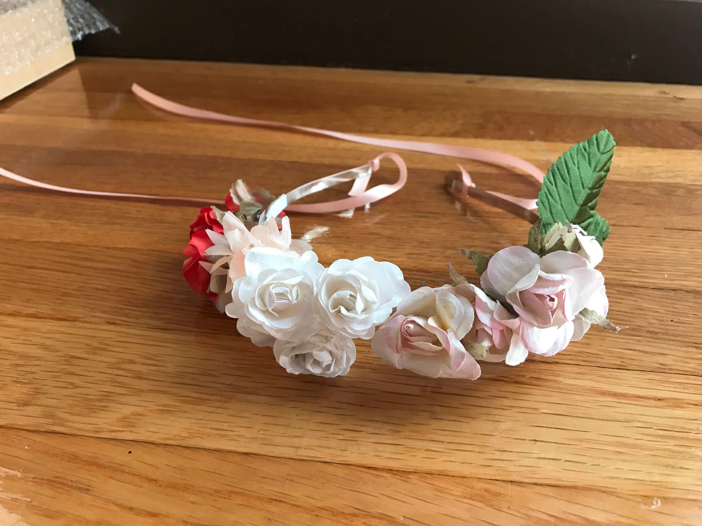 50 bridal coachella party floral crowns diy wreath coachella bridal 30000 izmirmasajfo Images