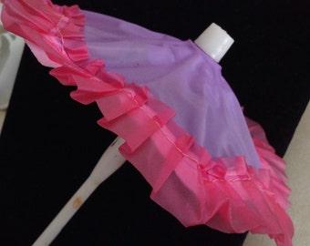 Colorful Doll Umbrella