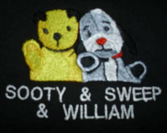 SOOTY & SWEEP Personalised T Shirt