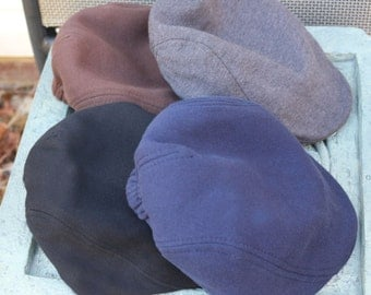 Kids Boys Newsboy Cap - Toddler 18 mo 2T,3T,4T,US, 100% cotton,black,gray,brown