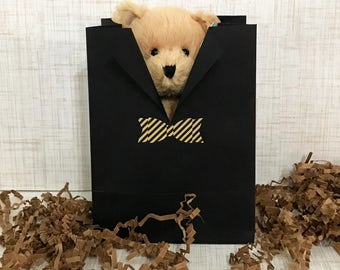 Will You Be My Ring Bearer? RING BEAR & CARD