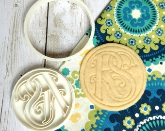 Relief Society seal cookie cutter