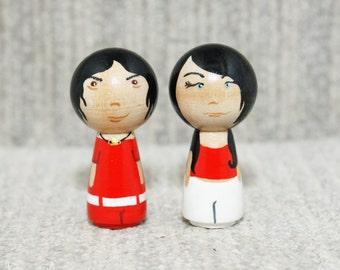 The White Stripes/Jack and Meg White