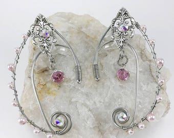 Elven Ear Cuff - Elf Ears - Fairy Ears - Elven Ears - Fairy Ear Cuff - Fairy Costume - Elf Costume - Fairy Cosplay - Elven Jewelry