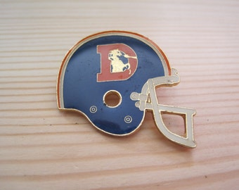 Vintage Denver Broncos 1985 NFL Football Helmet Lapel/ Hat Pin