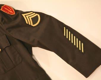 Vintage ILLINOIS NATIONAL GUARD Uniform