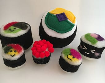 Stuffed Sushi