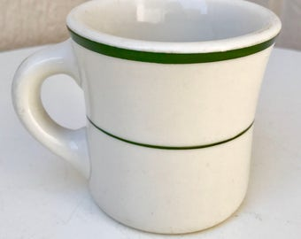 Vintage Early Shenango Restaurant Ware Coffee Mug,