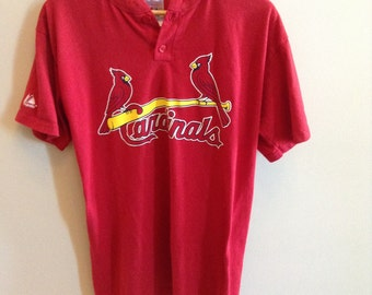 Vintage St. Louis Cardinals shirt/jersey #9 - Terry Pendleton  - LARGE