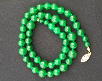 Genuine Jade Necklace