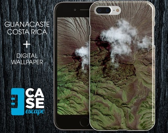 Geo Collection x Guanacaste Costa Rica Phone Case, iPhone 7, iPhone 7 Plus, Protective iPhone Case, Galaxy s8 Nature CASE ESCAPE