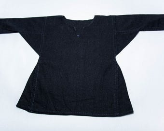 Redy for Shipping! Viking Child Tunic, Kids Size Shirt Reconstruction Based on Birka and Hedeby Finds,Viking Clothing, Living History